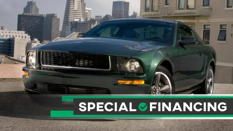 2001 Ford Mustang for sale at 28TH STREET AUTO SALES AND SERVICE in Wilmington DE