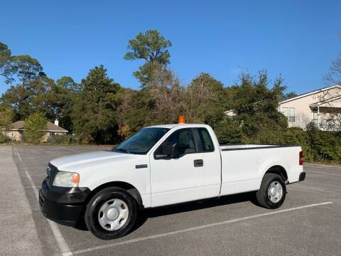 2008 Ford F-150 for sale at Asap Motors Inc in Fort Walton Beach FL