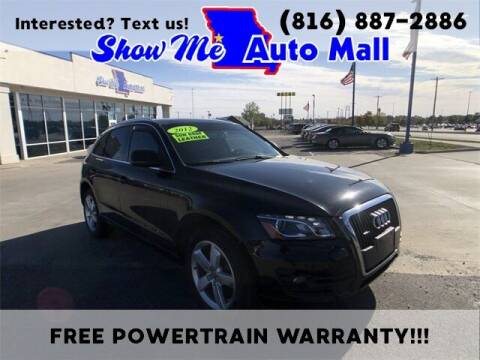 2012 Audi Q5 for sale at Show Me Auto Mall in Harrisonville MO