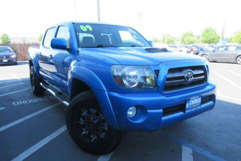 2009 Toyota Tacoma for sale at Choice Auto & Truck in Sacramento CA