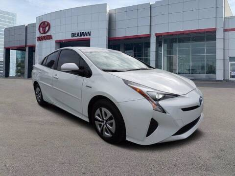 2016 Toyota Prius for sale at BEAMAN TOYOTA in Nashville TN