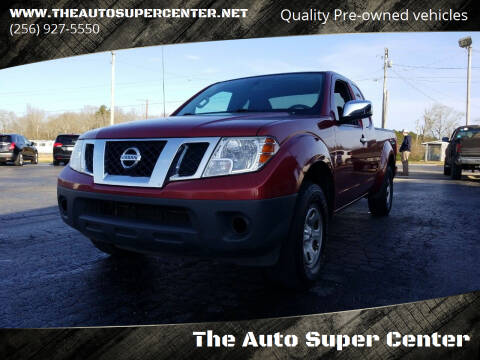 2017 Nissan Frontier for sale at The Auto Super Center in Centre AL