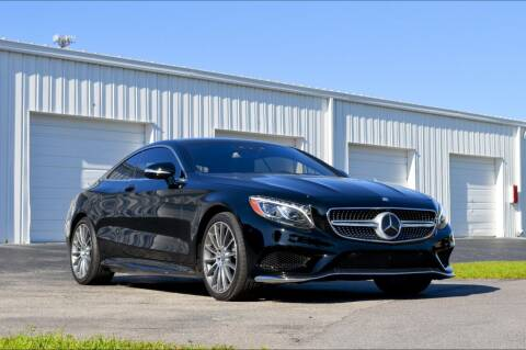 2016 Mercedes-Benz S-Class for sale at Exquisite Auto in Sarasota FL