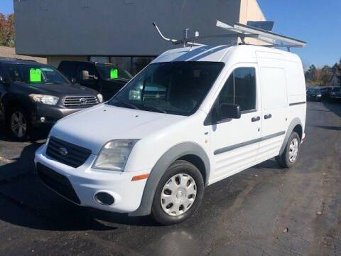 2012 Ford Transit Connect for sale at Sedo Automotive in Davison MI