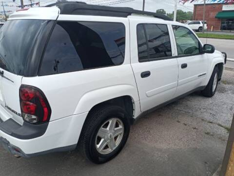 2003 Chevrolet TrailBlazer for sale at Jerry Allen Motor Co in Beaumont TX