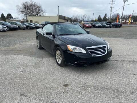 2011 Chrysler 200 Convertible for sale at US5 Auto Sales in Shippensburg PA