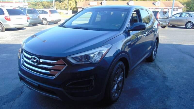 2013 Hyundai Santa Fe Sport for sale at Guidance Auto Sales LLC in Columbia TN