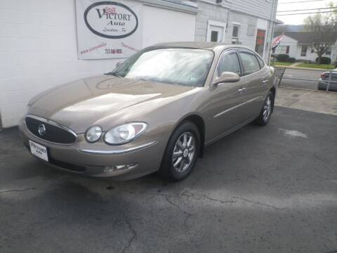 2007 Buick LaCrosse for sale at VICTORY AUTO in Lewistown PA