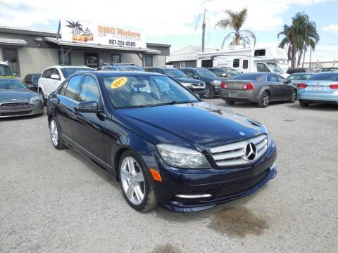 2011 Mercedes-Benz C-Class for sale at DMC Motors of Florida in Orlando FL