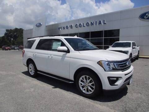 2021 Ford Expedition for sale at King's Colonial Ford in Brunswick GA