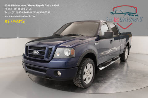 2007 Ford F-150 for sale at Elvis Auto Sales LLC in Grand Rapids MI