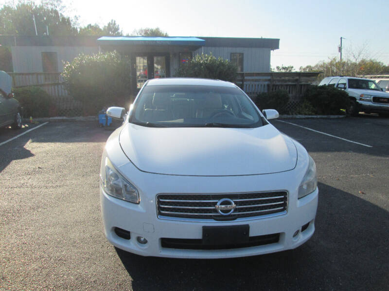 2009 Nissan Maxima for sale at Olde Mill Motors in Angier NC
