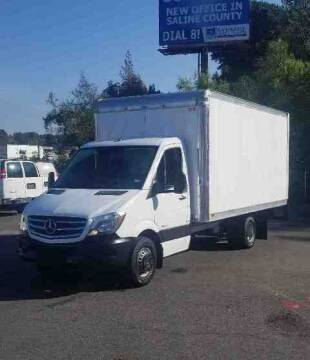 2016 Mercedes-Benz Sprinter for sale at Benton Truck Sales - Box Vans in Benton AR
