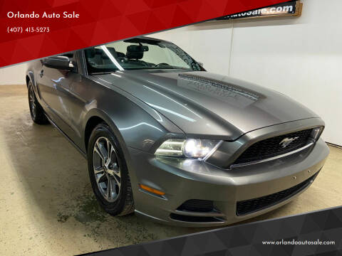 2014 Ford Mustang for sale at Orlando Auto Sale in Orlando FL
