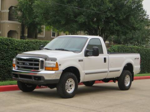 1999 Ford F-250 Super Duty for sale at RBP Automotive Inc. in Houston TX