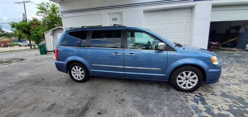 2011 Chrysler Town and Country for sale at Bill Bailey's Affordable Auto Sales in Lake Charles LA