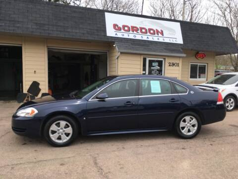 2009 Chevrolet Impala for sale at Gordon Auto Sales LLC in Sioux City IA