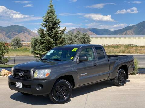 2011 Toyota Tacoma for sale at Evolution Auto Sales LLC in Springville UT