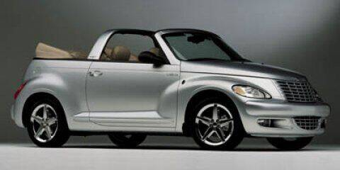 2005 Chrysler PT Cruiser for sale at QUALITY MOTORS in Salmon ID