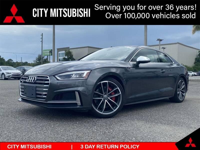 2018 Audi S5 for sale in Jacksonville, FL