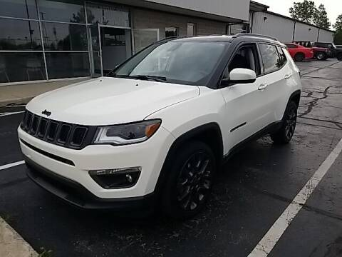 2019 Jeep Compass for sale at MIG Chrysler Dodge Jeep Ram in Bellefontaine OH