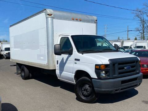 2013 Ford E-Series Chassis for sale at Lux Motors in Tacoma WA