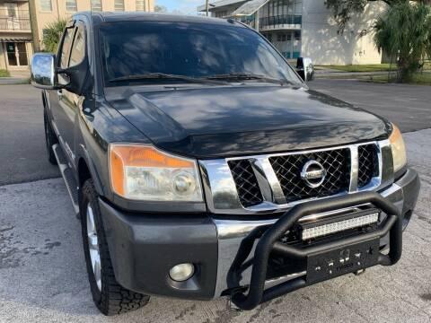 2011 Nissan Titan for sale at Consumer Auto Credit in Tampa FL