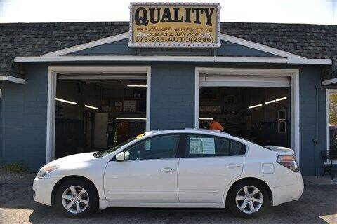2007 Nissan Altima for sale at Quality Pre-Owned Automotive in Cuba MO