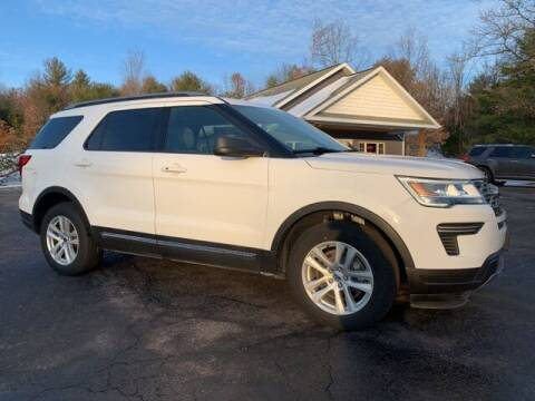 2018 Ford Explorer for sale at Drivers Choice Auto & Truck in Fife Lake MI
