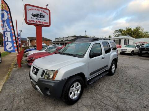 2011 Nissan Xterra for sale at Ford's Auto Sales in Kingsport TN