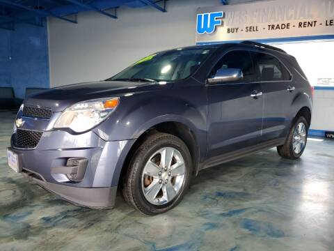 2014 Chevrolet Equinox for sale at Wes Financial Auto in Dearborn Heights MI