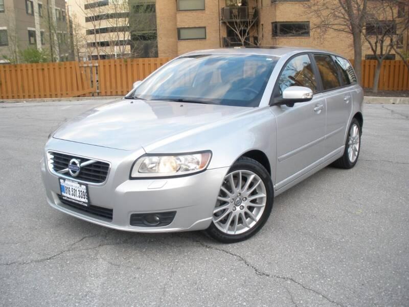 2011 Volvo V50 for sale at Autobahn Motors USA in Kansas City MO