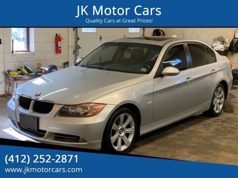 2008 BMW 3 Series for sale at JK Motor Cars in Pittsburgh PA