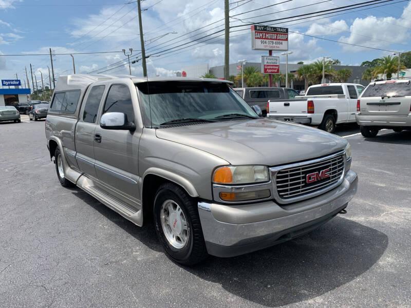 2000 GMC Sierra 1500 for sale at Sam's Motor Group in Jacksonville FL