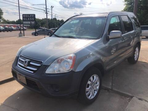 2005 Honda CR-V for sale at Wolff Auto Sales in Clarksville TN