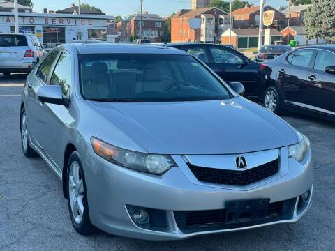 2009 Acura TSX for sale at IMPORT Motors in Saint Louis MO