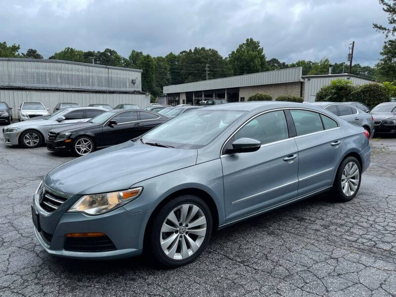 2012 Volkswagen CC for sale at Car Online in Roswell GA
