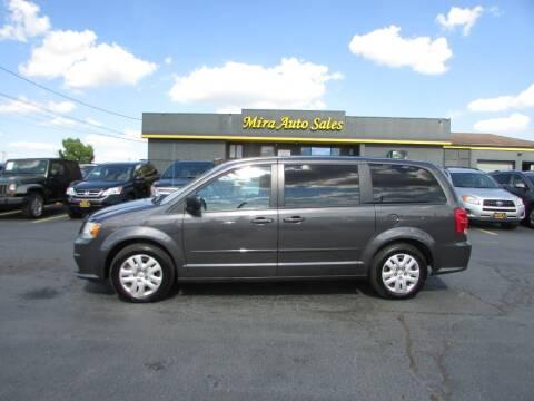 2017 Dodge Grand Caravan for sale at MIRA AUTO SALES in Cincinnati OH