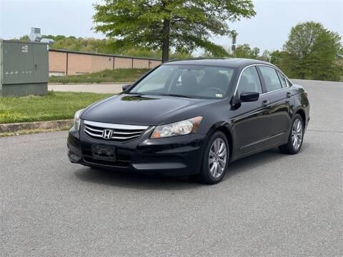 2012 Honda Accord for sale at CarXpress in Fredericksburg VA