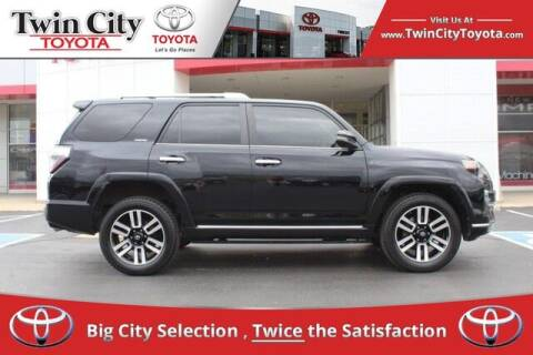 2017 Toyota 4Runner for sale at Twin City Toyota in Herculaneum MO