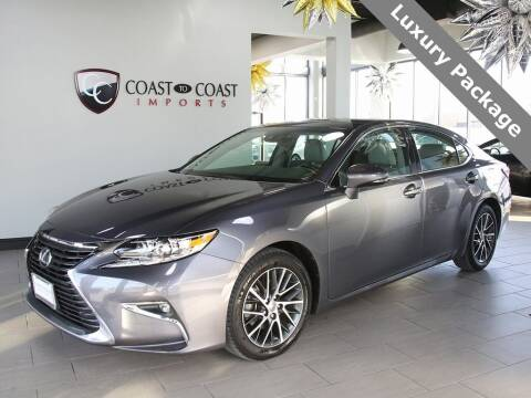 2017 Lexus ES 350 for sale at Coast to Coast Imports in Fishers IN