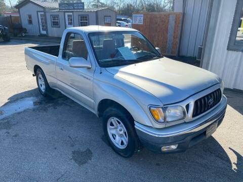 2003 Toyota Tacoma for sale at Rutledge Auto Group in Palestine TX