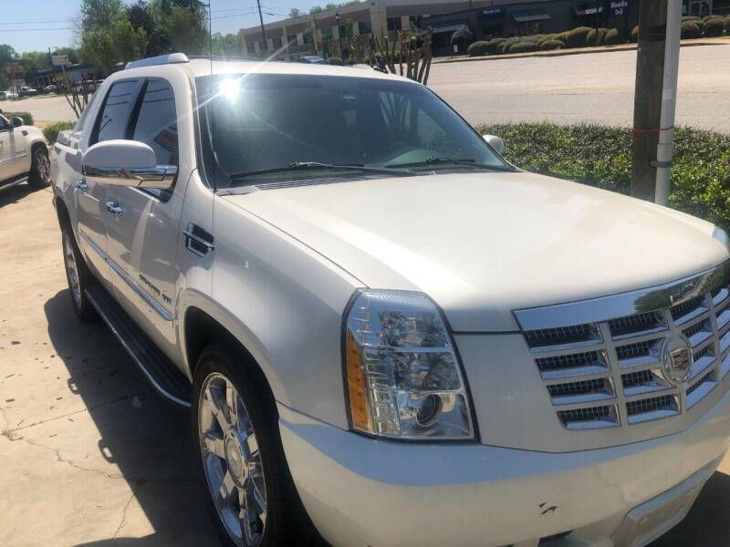 2013 Cadillac Escalade EXT for sale at A & K Auto Sales in Mauldin SC