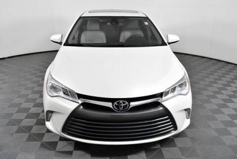 2017 Toyota Camry for sale at Southern Auto Solutions - Georgia Car Finder - Southern Auto Solutions-Jim Ellis Volkswagen Atlan in Marietta GA