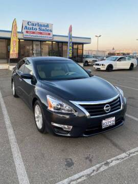 2015 Nissan Altima for sale at Carland Auto Sales in Sacramento CA