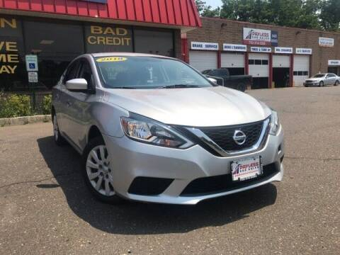 2018 Nissan Sentra for sale at PAYLESS CAR SALES of South Amboy in South Amboy NJ