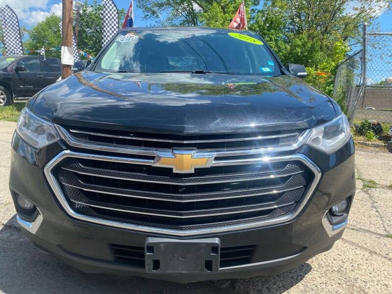 2018 Chevrolet Traverse for sale at Best Cars R Us in Plainfield NJ