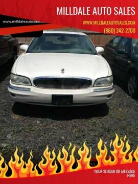 2002 Buick Park Avenue for sale at MILLDALE AUTO SALES in Portland CT