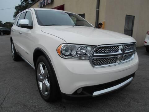 2011 Dodge Durango for sale at AutoStar Norcross in Norcross GA