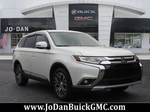 2016 Mitsubishi Outlander for sale at Jo-Dan Motors in Plains PA